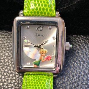 Tinker bell Disney Watch